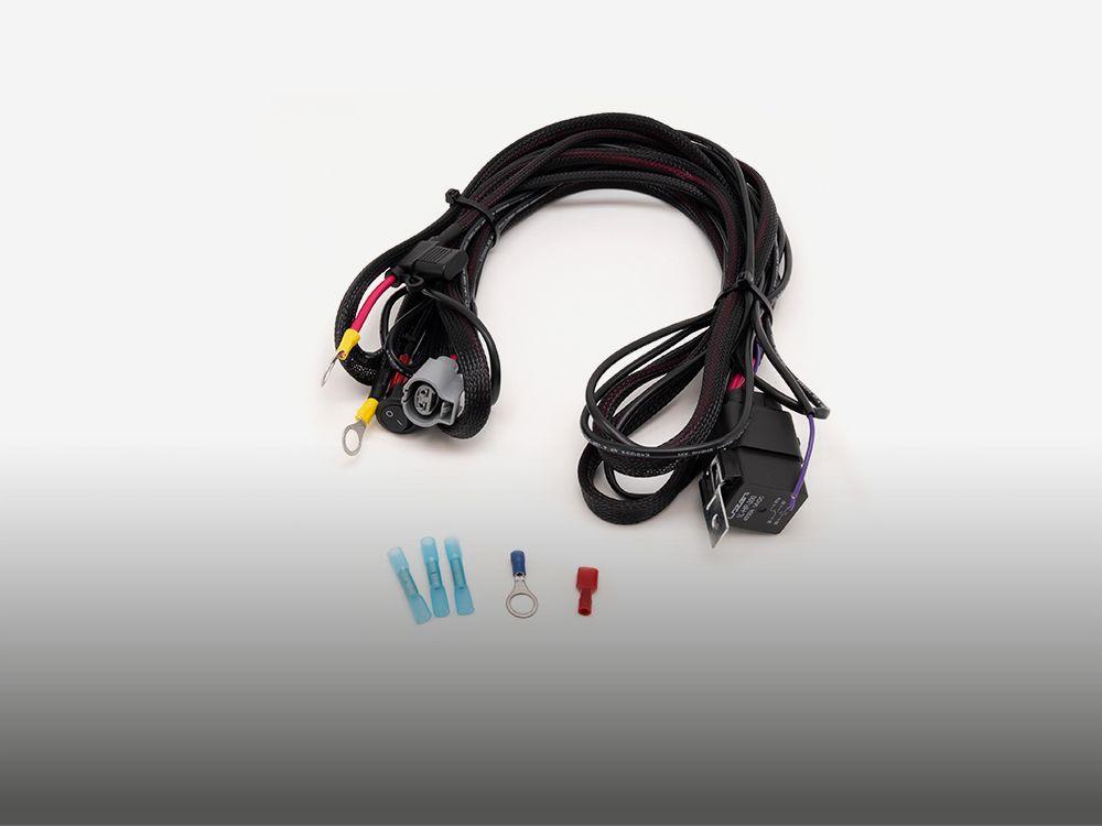 Single-Lamp Wiring Kit (High Power, 12V)