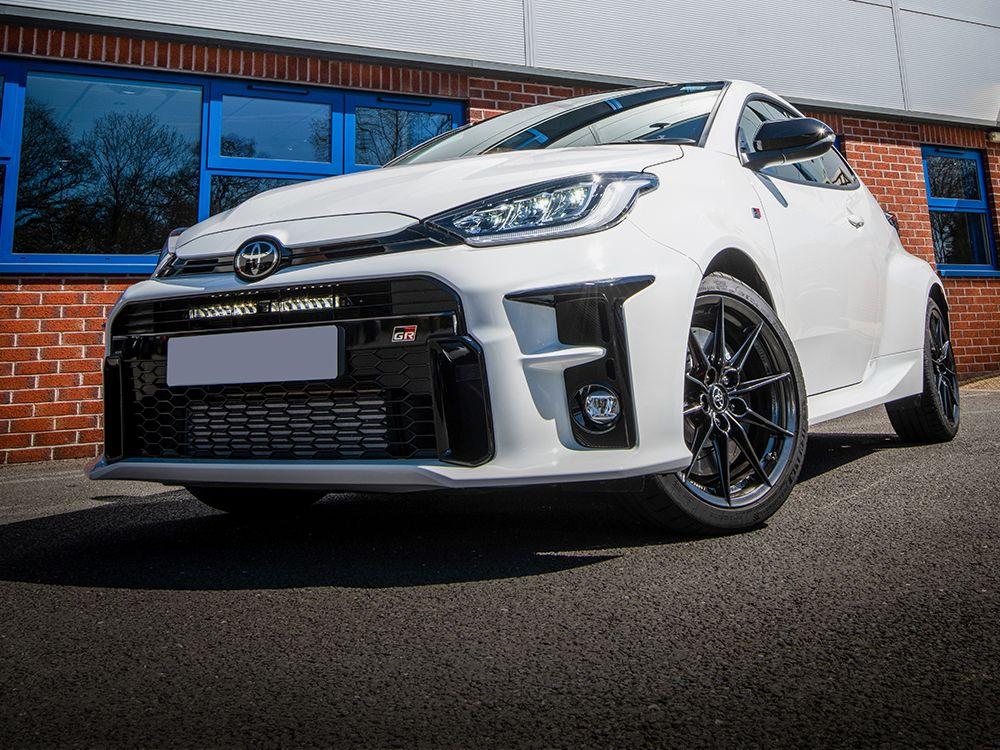 Toyota Yaris GR Bumper Beam Mounting Kit