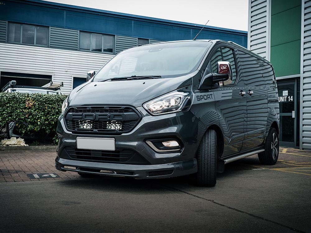 Ford Transit Custom (Trail Edition) 2018+ Bumper Beam Mounting Kit