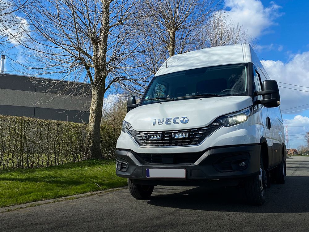 Iveco Daily (2019+) Grille Kit