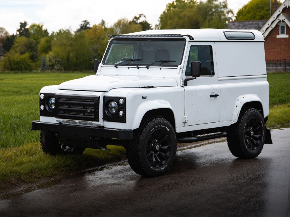 Land Rover Defender (-2018) Roof Mounting Kit