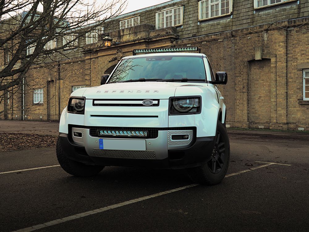 Land Rover Defender (2020+) Roof Mounting Kit
