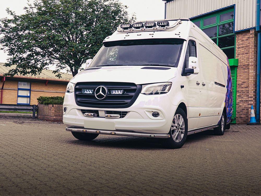 Mercedes Sprinter (2018+) Grille Kit