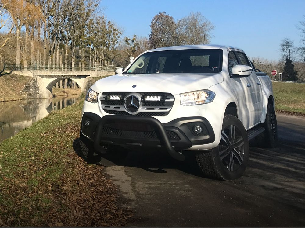 Mercedes X-Class (2017+) Grille Kit