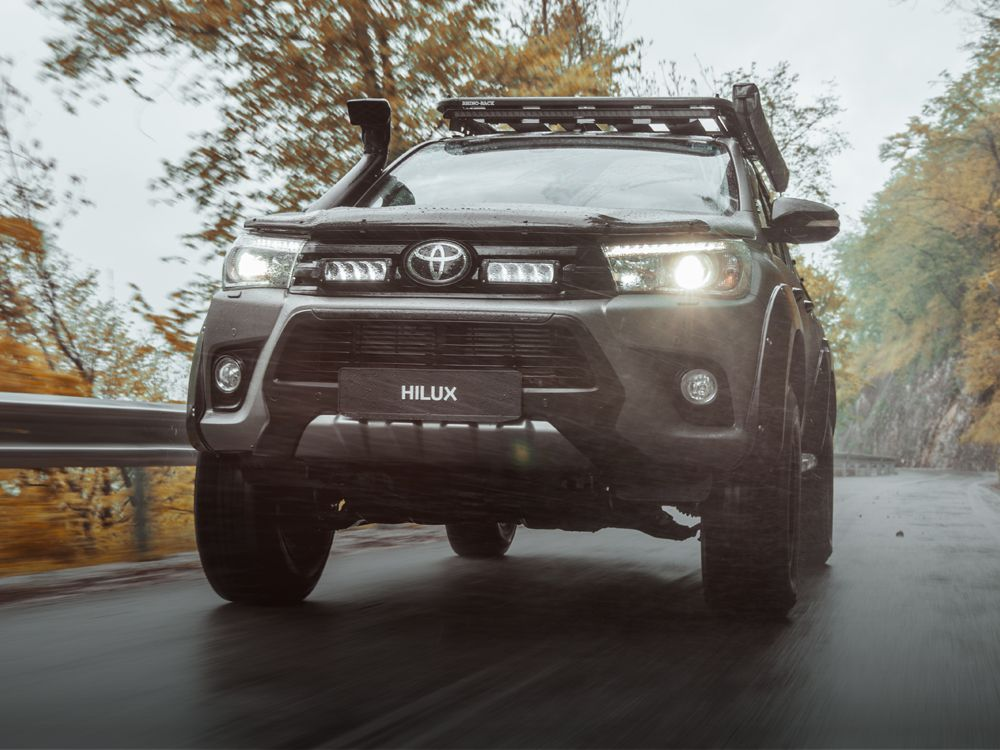 Toyota Hilux (2017+) Grille Kit