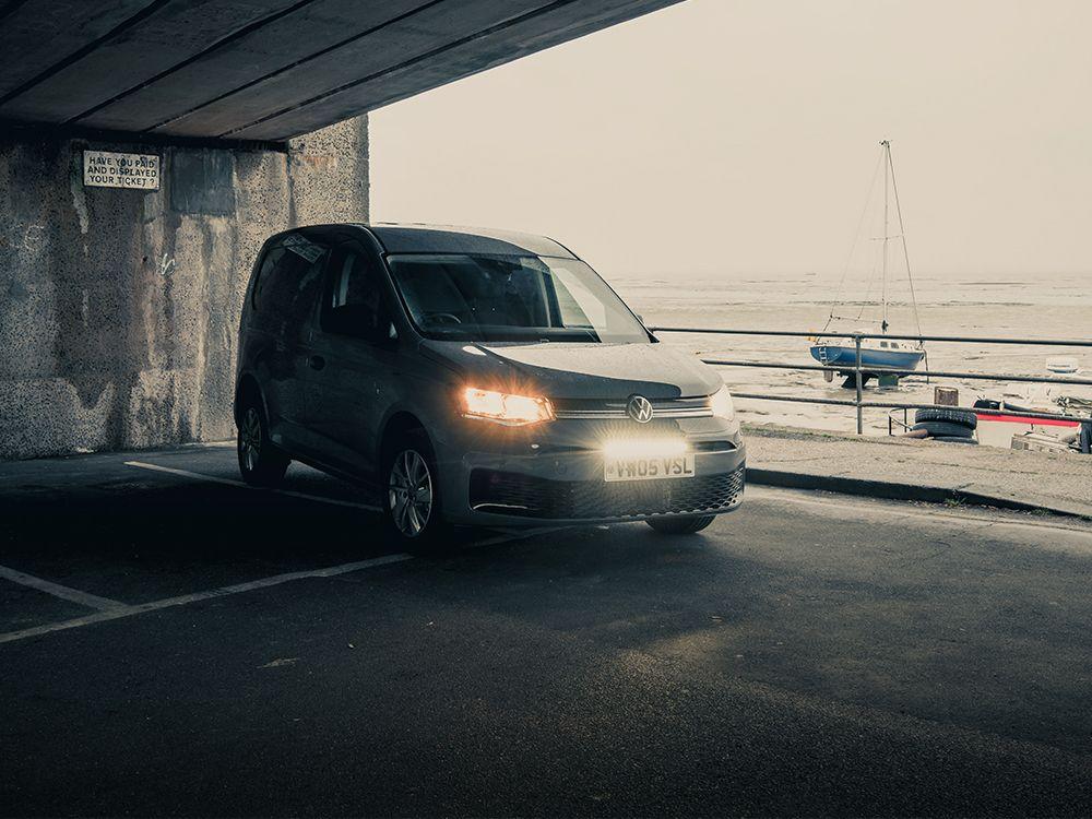 VW Caddy (2021+) Bumper Beam Mounting Kit
