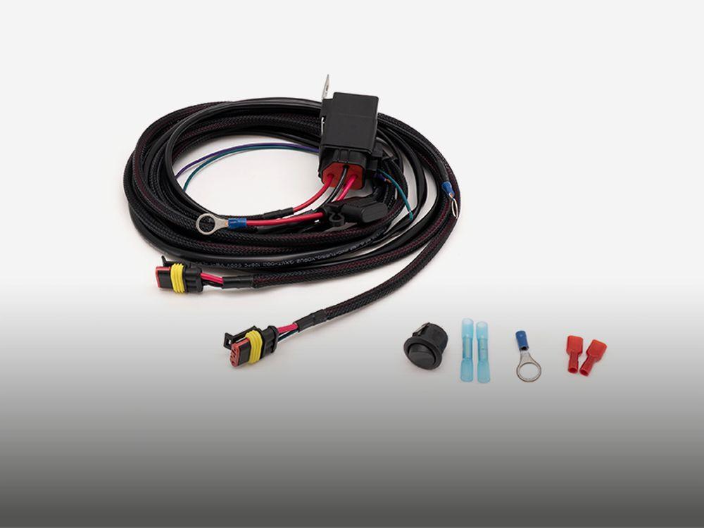 Two-Lamp Wiring Kit (Position Light, 12V)