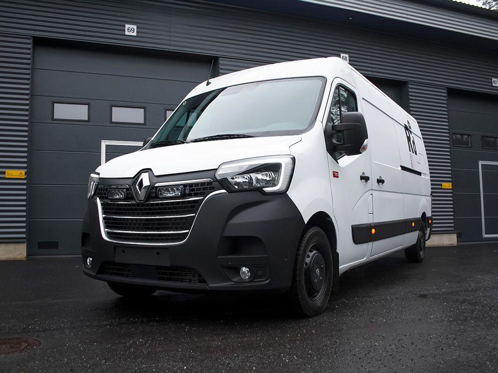 Renault Master (2020+) Grille Kit