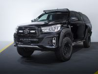 Toyota Hilux Roof Mounting Kit (without Roof Rails)