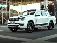VW Amarok Roof Mounting Kit (without Roof Rails)