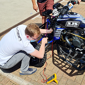 Fitting auxiliary LED lighting to an ATV, Quad, Motorcycle or Snowmobile