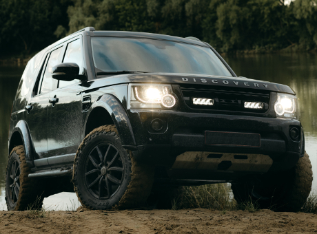 Lazer Lamps - Land Rover